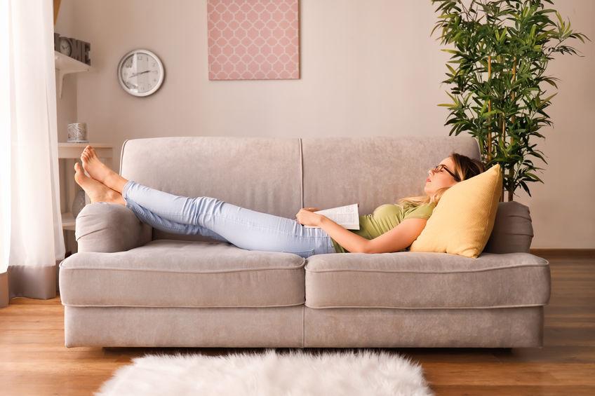 reupholstering sofa
